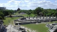 Cancun Ruins