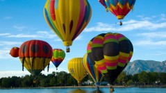 Best Places to Enjoy a Hot Air Ballon Ride
