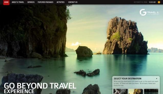 Travel Website Tips