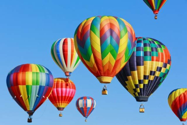 Hot Air Baloon Tours