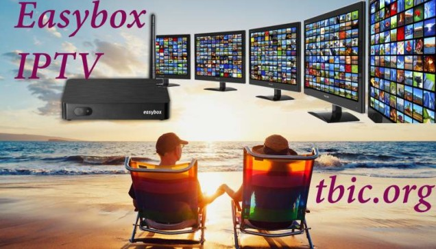Easybox IPTV for Regular Traverlers